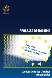 Processo de Bolonha - Proposta da Câmara dos Técnicos Oficiais ...