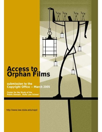 Orphan Film - Duke University School of Law
