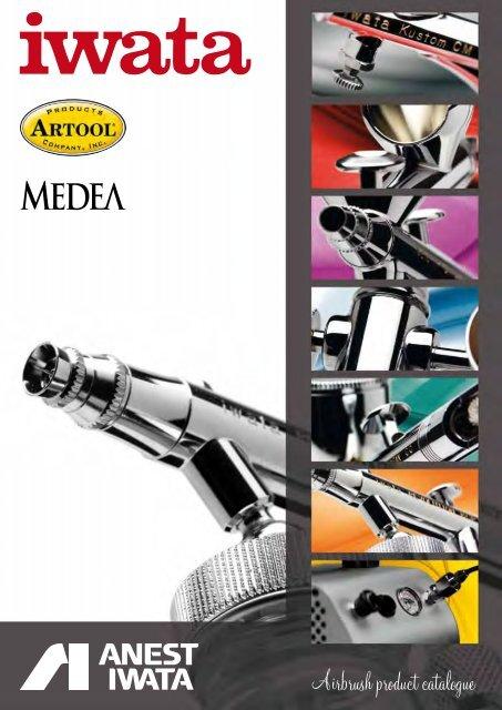 Airbrush product catalogue - Iwata Airbrush