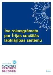 Īsa rokasgrāmata par Īrijas sociālās labklājības sistēmu
