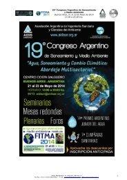 Programa 19° Congreso