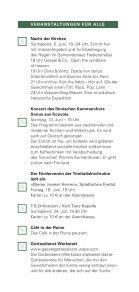 ohannesgemeinde - Ev.-Luth. Johanneskirchgemeinde Dresden ... - Page 6