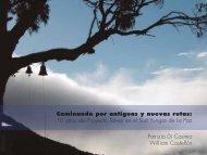 Caminando por antiguas y nuevas rutas - Ministero degli Affari Esteri