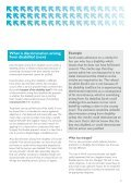 EQUALITY ACT 2010: What do I need to know? - Gov.uk - Page 5