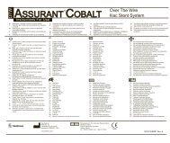 Assurant Cobalt - Medtronic