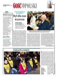 Gość Niedzielny Opole 03/2011 (pdf)