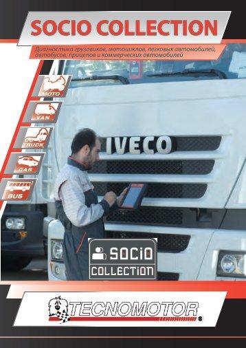 SOCIO COLLECTION - Tecnomotor