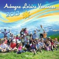 Télécharger Aubagne Loisirs Vacances 2013 - Site officiel de la ville ...
