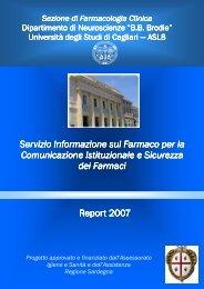(Report 2006 attività SIF modificata) - Servizio di informazione sul ...