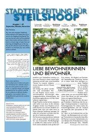 STEILSHOOP - Hohenhorst