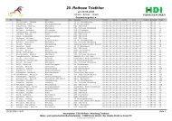 20. Rothsee Triathlon - LG Schefflenztal