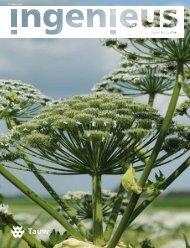 Download de nieuwste Ingenieus, september 2012 - Tauw