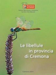 Le libellule in provincia di Cremona - Biblioteca digitale