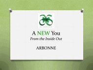 30 Days to Feeling Fit - Beaty Nation | Arbonne | Pure and Safe Health