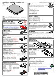 Visio-IP500 V2 System Unit Instruction Sheet - Issue 5 ... - IP Office Info