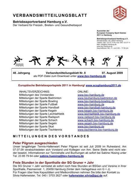 BOWLING Punktspielsaison200910 BSV Hamburg