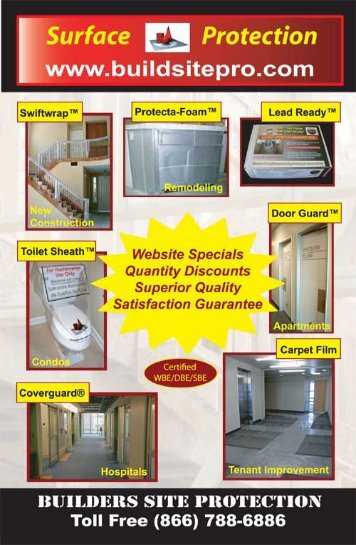 Download Our Catalog - Surface Protection