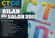sommaire - CTCO salon professionnel du textile promotionnel & de l ...
