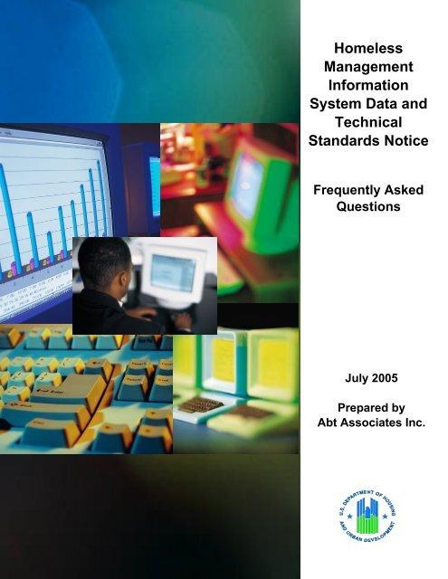 HMIS Data Standards FAQ - Homeless Action Network of Detroit