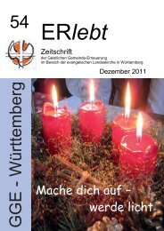 Nr. 54 - Dezember 2011 als PDF-Datei - Geistliche Gemeinde ...