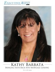 Kathy Barbata - Executive Agent Magazine