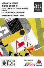 Glosario básico inglés-español para usuarios de Internet - ATI
