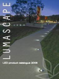 LSPROM106 - LS LED Product Catalogue 2008.pdf - Lumascape