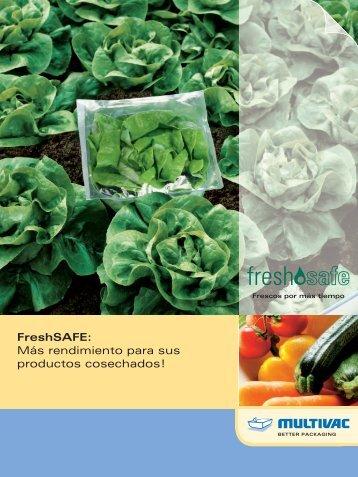 FreshSAFE: Más rendimiento para sus productos ... - MULTIVAC