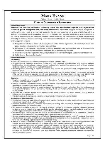 mary evans resume prime - Resume Prime