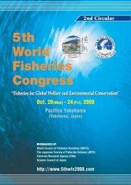 5th World Fisheries Congress