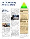 Our Bright Future CCOF's Three-Year Strategic Plan - Page 7