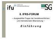 Kapitalmarktorientierte Unternehmen - Institute of Management (ifu ...