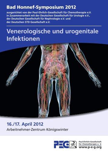 Venerologische und urogenitale Infektionen - PEG-Symposien