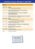 Venerologische und urogenitale Infektionen - PEG-Symposien - Page 5
