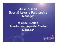 Sunderland City - sportcentric
