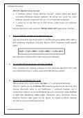 İlköğretim 4. ve 5. Sınıflar Seviye Belirleme ve Kolej Giriş Sınavı ... - Page 3