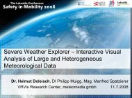 Severe Weather Explorer - Lakeside Conference