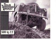 Renault Prairie 4x4