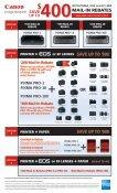instant rebate instant rebate instant rebate - Bozeman Camera ... - Page 5
