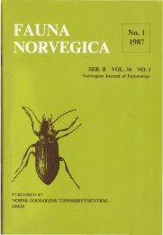 Full-text - Norsk entomologisk forening