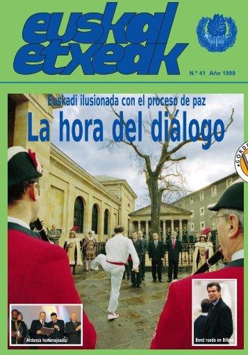 Noticias de las Euskal Etxeak - Euskadi.net