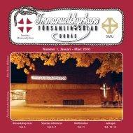 Församlingsbladet 1-10 - Svenska Missionskyrkan