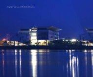 A brightly-lit night scene of UTAR Perak Campus. - Universiti Tunku ...