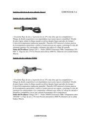 Sopletes eléctricos de aire caliente Sievert LEHENGOAK S.A. ...