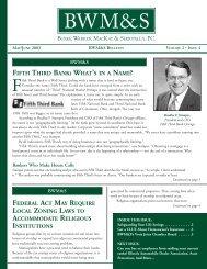 Bulletin Vol 2 Issue 4 May June 03 - Burke, Warren, MacKay ...