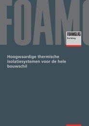 Corporate brochure - Foamglas