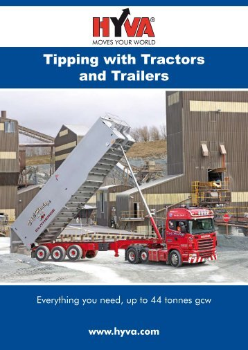 For Tractors - Hyva