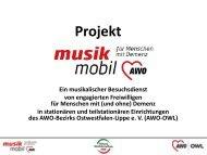 Projekt-Präsentation (2,1 MB) als PDF - AWO Musikmobil