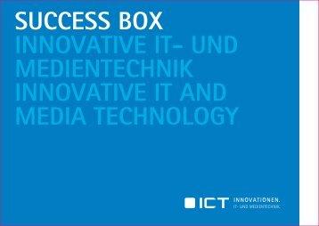 SUCCESS BOX INNOVATIVE IT- UND MEDIENTECHNIK - ICT AG