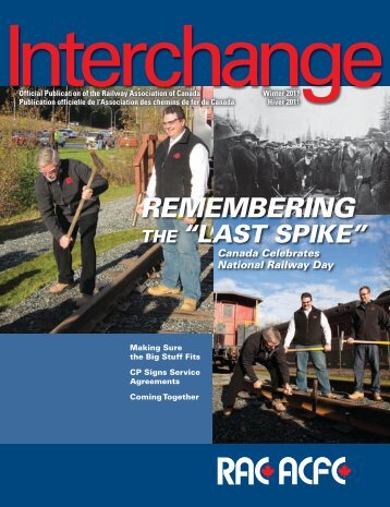 To download Interchange magazine, click here (pdf 4.9 mb)